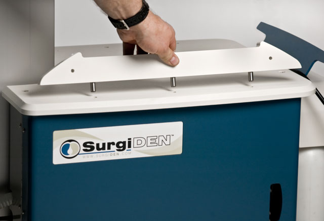 Surgiden theramax accessories patient warm air heating for Hot air heating systems